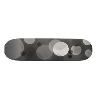 spiral abstract skate board
