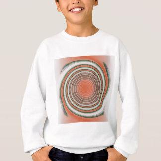 Spiral bound sweatshirt