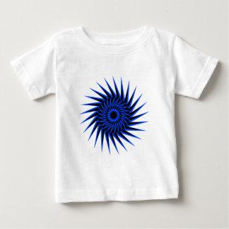 Spiral Burst1 Baby T-Shirt