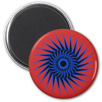 Spiral Burst1 Magnet