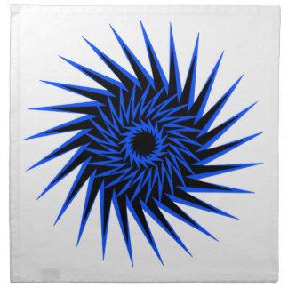 Spiral Burst1 Napkin