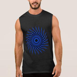 Spiral Burst1 Sleeveless Shirt