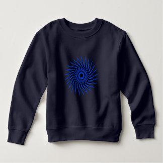Spiral Burst1 Sweatshirt