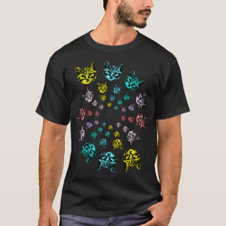 Spiral Cats T-Shirt