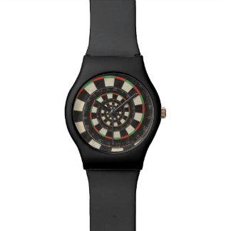 Spiral Dart Board Droste May 28th Watch