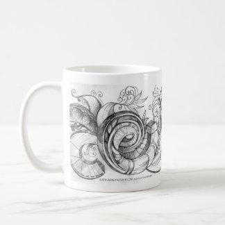 Spiral Doodle Mug