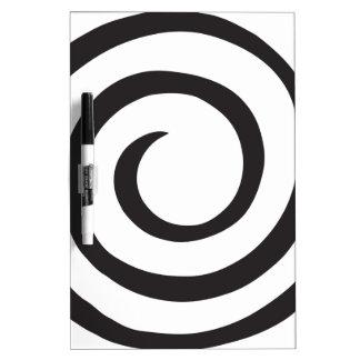 Spiral Dry-Erase Boards