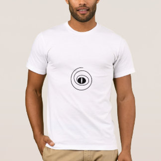 Spiral Eye Nicholas Alan T-Shirt