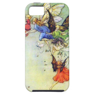 Spiral Fairies IPhone Case