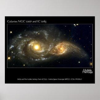 Spiral Galaxies Print