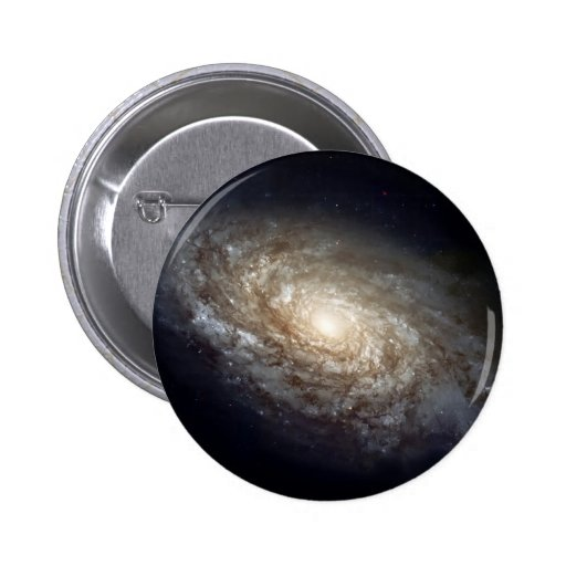 Spiral Galaxy Pin