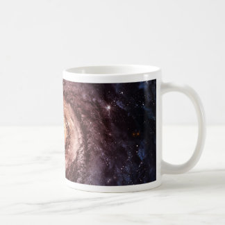 Spiral galaxy coffee mug
