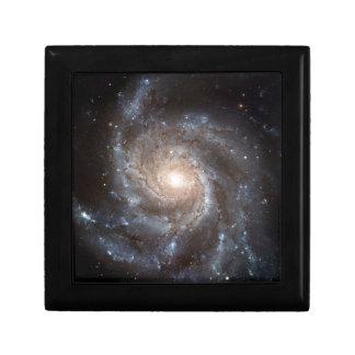 Spiral Galaxy Gift Box