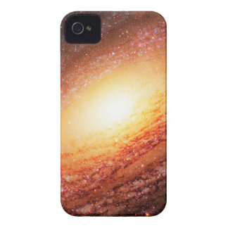 Spiral galaxy iPhone 4 cover