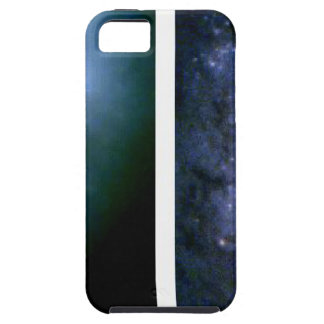 Spiral Galaxy M100 Before and After Hubble's First iPhone 5 Cover