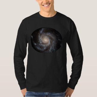 Spiral Galaxy M101 T-Shirt