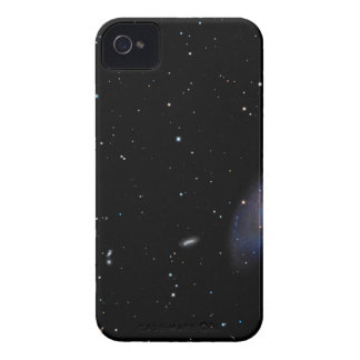 Spiral Galaxy M106 iPhone 4 Covers