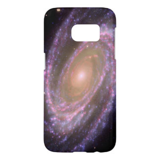 Spiral Galaxy M81 From Hubble Space Telescope Samsung Galaxy S7 Case