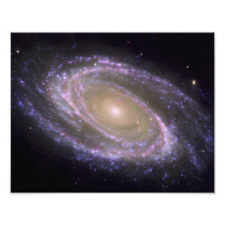 Spiral galaxy Messier 81 Photo Print