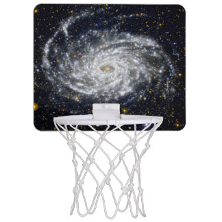 Spiral Galaxy Mini Basketball Hoop