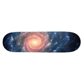 Spiral Galaxy NGC 1232 - Our Breathtaking Universe Custom Skateboard