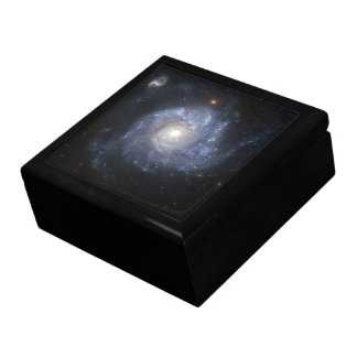 Spiral Galaxy (NGC 1309) Trinket Box