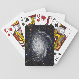 Spiral Galaxy Playing Cards