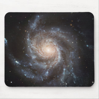 Spiral Galaxy Top view Mouse Pad