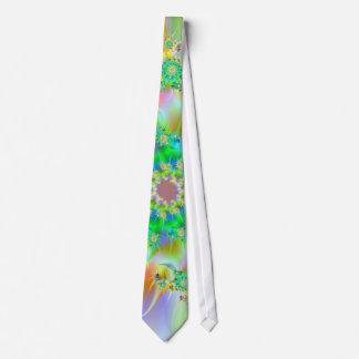 Spiral Garden Tie