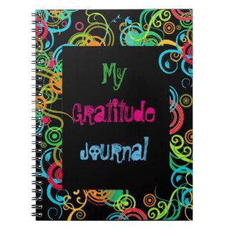Spiral Gratitude Notebooks