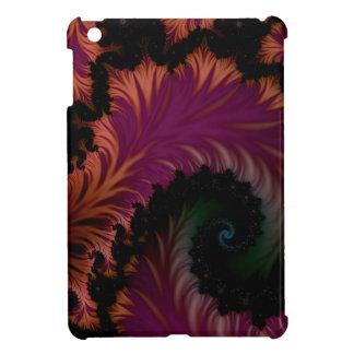 spiral leaf iPad mini covers