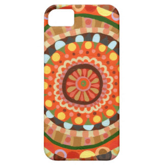 Spiral Mandala Art iPhone 5 Case by Case-Mate