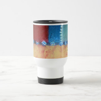 spiral motion travel mug