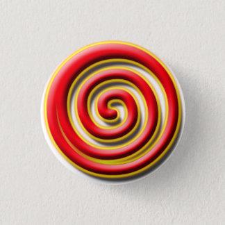 Spiral No. 1 Button