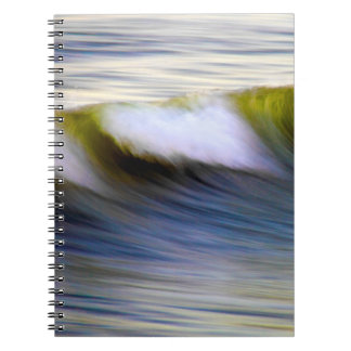 "Spiral note book ""Waters """