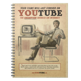 spiral notebook youtube