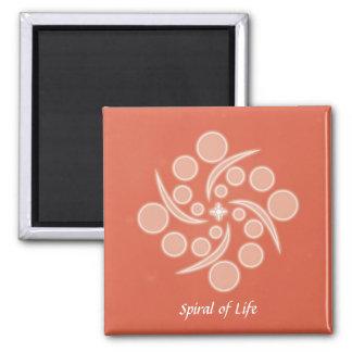 Spiral of Life Magnet