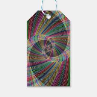 Spiral Pack Of Gift Tags