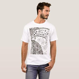 Spiral Pattern T Shirt