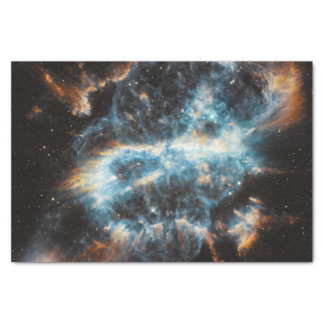Spiral Planetary Nebula Tissue Paper