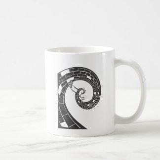 Spiral Road Coffee Mug