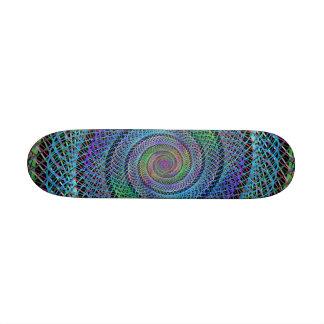 Spiral Skate Board Decks