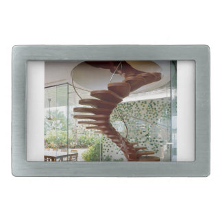 SPIRAL STAIRCASE : House Interior Woodwork GIFTS Belt Buckle