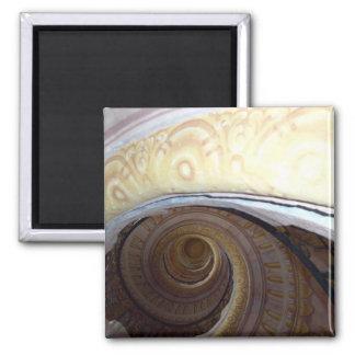 Spiral staircase Melk Abby Magnet