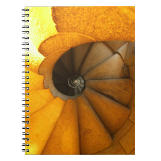 spiral staircase note books