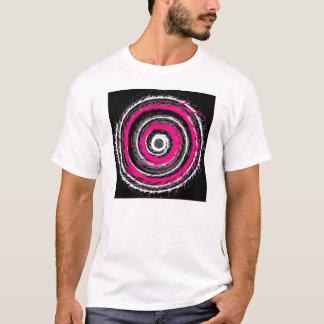 Spiral tee shirt