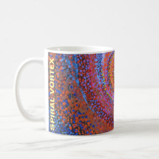 Spiral vortex - Abstract Mug