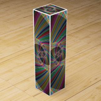 Spiral Wine Box