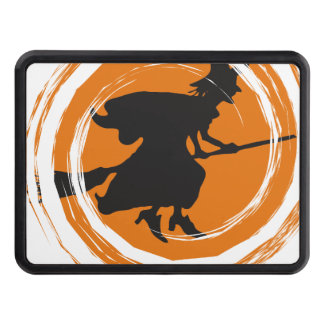 Spiral Witch II Trailer Hitch Cover