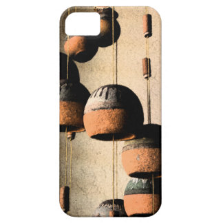 Spiraled Clay Wind Chimes Still Life iPhone 5 Cover